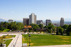 Salt Lake City, Utah royalty free stock photography