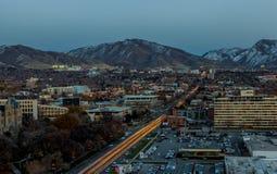 Salt Lake City, Utah zdjęcia royalty free
