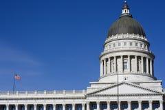 Salt Lake City, Utah Photographie stock libre de droits