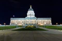 Salt Lake City, Utah Imágenes de archivo libres de regalías