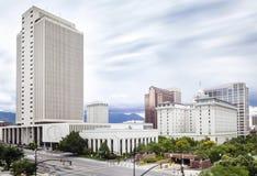 Salt Lake City, Utah, de V Royalty-vrije Stock Fotografie