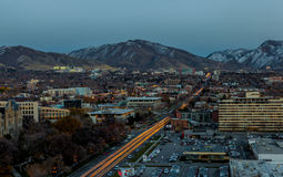 Salt Lake City, Utah Royalty Free Stock Photos