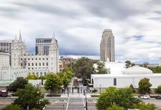 Salt Lake City, Utah, usa Zdjęcie Stock