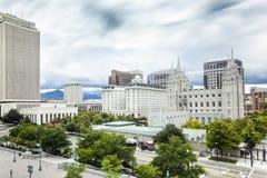 Salt Lake City, Utah, usa Fotografia Stock