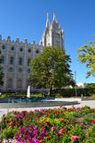 Salt Lake Temple Stock Images
