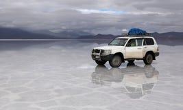 Salt Lake Uyuni Bolivien lizenzfreie stockfotos