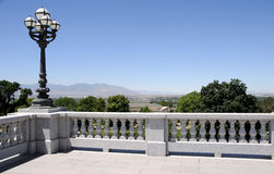 The Salt Lake Valley from Capitol Hill Stock Photos