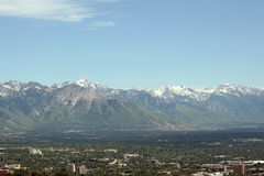 Salt Lake Valley Stock Photos