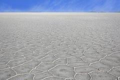 Salt Lakes Bolivia Salar de Uyuni Stock Images
