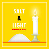 Salt and Light Stock Images