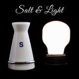 Salt and Light Stock Image