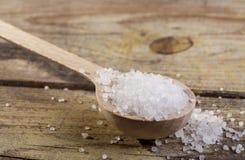 Salt Macro Stock Images