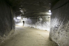 Salt mine Royalty Free Stock Photography