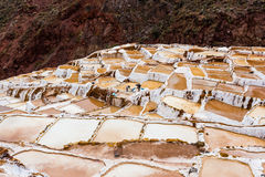 Salt Mine from different cells Royalty Free Stock Images