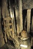 Salt mine exhibition Stock Image