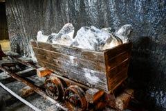 Salina Turda Salt Mine. Salt Mine Gallery View Salina Turda in Romania Royalty Free Stock Image