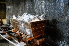 Salina Turda Salt Mine. Salt Mine Gallery View Salina Turda in Romania Royalty Free Stock Photography