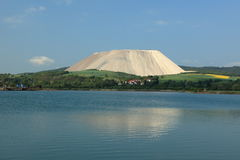 Salt Mine in Germany Royalty Free Stock Photo
