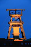 Salt Mine Industry. A salt mine industry in germany royalty free stock images