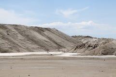 Salt mine Royalty Free Stock Image