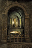 Salt mine Wieliczka Royalty Free Stock Photography