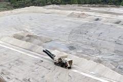 Salt mines, Cardona Royalty Free Stock Photo