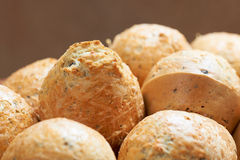 Salt muffins Royalty Free Stock Photos