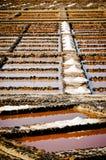 Salt naturlig produktion för hav royaltyfri foto