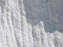 Salt naturligt hav för puré Royaltyfri Foto
