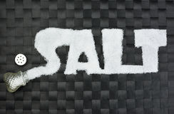 Salt Royalty Free Stock Images