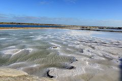 Salt Pan Stock Images