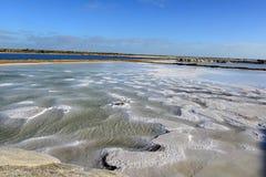Salt Pan Stock Images