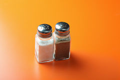 salt peppar Royaltyfria Bilder