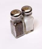 salt peppar Arkivbilder