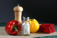 Salt & Pepper Royalty Free Stock Images