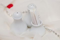 Salt and pepper Stock Images
