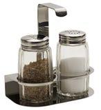 Salt & Pepper Set Royalty Free Stock Photos