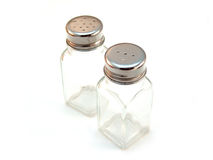 Salt and pepper shaker Stock Photos