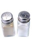 Salt & Pepper Shaker Stock Photo