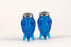 Salt and pepper shakers Royalty Free Stock Image