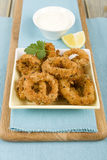 Salt and Pepper Squid Royalty Free Stock Photo