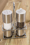 Salt- and Peppershaker Royalty Free Stock Photography
