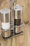 Salt- and Peppershaker Stock Images