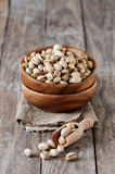 Salt pistachio Royalty Free Stock Images