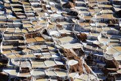 Salt pont` s i peruanska högländer Royaltyfria Foton