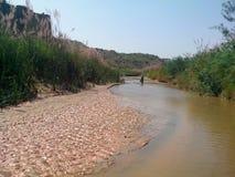 Salt Range In It's Glory. Salt Range Punjab Pakistan Royalty Free Stock Photo