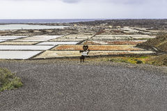 Salt refinery Royalty Free Stock Photo