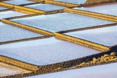 Salt refinery, Saline from Janubio, Stock Photos