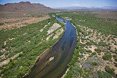 Salt River Stock Photo