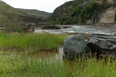 Salt River стоковая фотография rf
